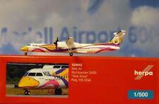 Herpa Wings 1:500 Bombardier q400 nok air hs-DQA NOK Anna 529662