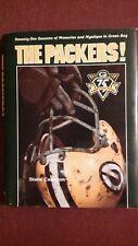 Cool Green Bay Packers 75 Seasons of Memories Book By Steve Cameron Krause 1993