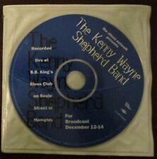 KENNY WAYNE SHEPHERD RECORDED LIVE BB KING'S CLUB BEALE ST MEMPHIS ALBUM NETWORK