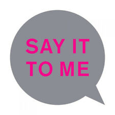 Pet Shop Boys : Say It to Me CD (2016) ***NEW***