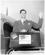 Photo 1952-3 Hawaii George McLean United Airlines DC-3