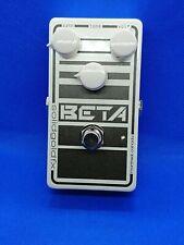 SolidGoldFx Beta Bass Drive Overdrive Bass Guitar Effect Pedal
