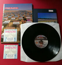 Pink Floyd PROMO A Momentary Lapse of Reason A1U/B4C + Programme + 2 tickets