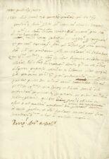 Manoscritto Cinquecentesco del Vicario di Milano Jacopo Trippini 1580