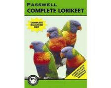 Passwell Complete Balanced Lorikeet Granular Powder 20kg