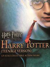 STAR ACE Harry Potter & IL PRIGIONIERO DI AZKABAN adolescente Cravatta Rossa SCALA 1/6th