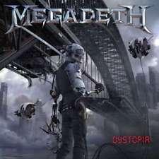 CD de musique rock pour Métal megadeth