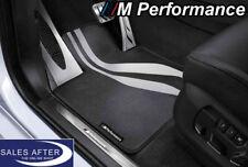 Original BMW M PERFORMANCE F10 F11 Fussmatten vorne Automatten - floor mats