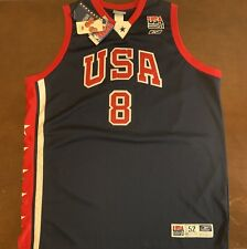 huge selection of 3f3e6 8482a Kobe Bryant USA Olympics Fan Apparel & Souvenirs for sale | eBay
