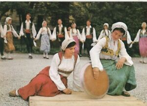 Bosansko Kolo, Bosnien, Trachten-Gruppe ngl G5300