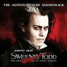 Stephen Sondheim Sweeney Todd-Highlights form the Soundtrack  [CD]