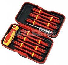 neilsen CT3794 1000 V VDE Insulated Screwdriver Set - Red