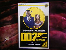 JAMES BOND 007, LICENZA DI UCCIDERE / DR. NO - Le inquadrature / Frame by frame
