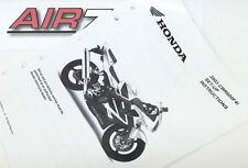2003 Honda CBR600RR CBR 600 F4i Set Up Instructions Manual Wiring Diagram