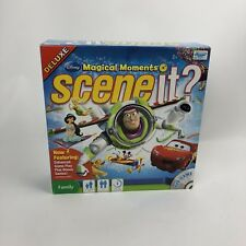 Disney Scene It Family Deluxe Edition DVD Game Magical Moments Board Games