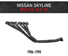 Headers / Extractors for Nissan Skyline R31 (1986-1990) RB30 3.0L EFI