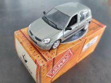 1/43 Norev Boite Renault 2001 clio