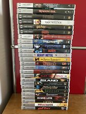 UMD For PSP Movies - Lot of 25