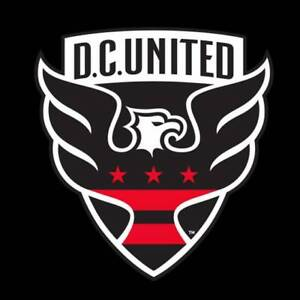 D.C. United FC Soccer Futbol Mens Embroidered Polo Shirt XS-6XL, LT-4XLT New