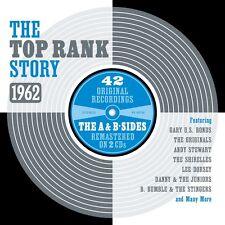 The Top Rank Story 1962 2-CD NEW SEALED Shirelles/Danny & The Juniors/Lee Dorsey