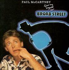 Paul McCartney - Give My Regards Broad Street - Rare Columbia CD