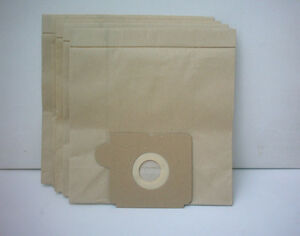 VACUUM CLEANER BAGS X 5 To Fit Electrolux Powerplus Power Max ZCE 2000 E53