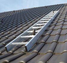 Dachleiter Alu Kaminkehrer 5,60 m 20 Sprossen frei Haus
