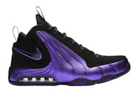 Men's Nike Air Max Wavy Black Purple Basketball Shoes AV8061-004 Size 9.5
