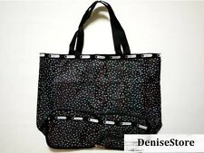 JAPAN LeSportsac Stardust Style 1 Pocketable ECO Tote Shoulder Bag RARE LIMITED