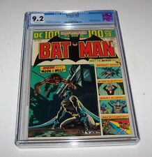 Batman #255 - 1974 DC Bronze Age Issue - CGC NM- 9.2 - Neal Adams cover and art