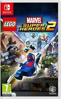 NEW & SEALED! Lego Marvel Superheroes 2 Nintendo Switch Game