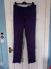 Amazing Woman Jeans Purple Venus Size 16 Designer