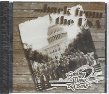 CD--SWING TIME BIG BAND--BACK FROM USA
