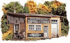 BAR MILLS HO SCALE REVELIA SHIPPING & STORAGE | BN | 722