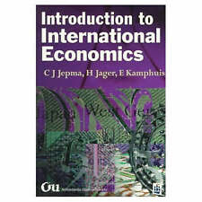 Introduction to International Economics by Jepma, Catrinus, Jager, Henk