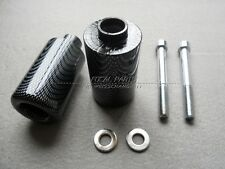 FRAME SLIDERS for Suzuki GSXR GSX-R 1000  GSXR1000 2005 2006 CARBON D14