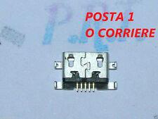CONNETTORE RICARICA (2pezzi) micro  USB PER  vodafone vf-795