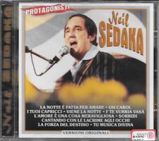 "NEIL SEDAKA - RARO CD FUORI CATALOGO CELOPHANATO "" PROTAGONISTI """