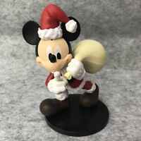 mickey cos christams man PVC figure collect doll toy dolls hot gift new