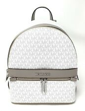 Michael Kors Kenly Medium Backpack PVC Leather $368