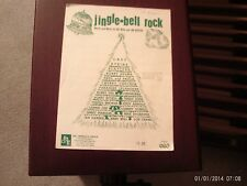 Beal and Boothe: Jingle-Bell Rock, vocal (Aberbach)
