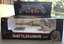 More details for gerry anderson & christopher burr's terrahawks battlehawk action model by bandai