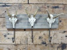 Wooden Animals Wall Hooks & Door Hangers