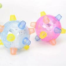 Flashing Bouncing Bumble Colorful Ball Toy For Kid Child Xmas Christmas Gift New