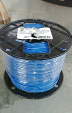 12 wag thhn / thin wire blue jacket 500ft spool / reel gage