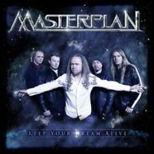 MASTERPLAN-KEEP YOUR DREAM ALIVE!-JAPAN ONLY 2 CD H40