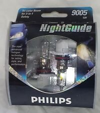 New Philips Nightguide Night Guide 9005 NGS2  12V  2 PACK
