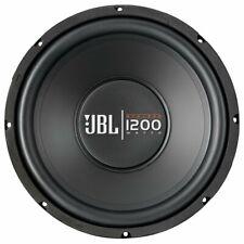 "BNIB JBL 12/"" 1224 Stadium Series High Performance Mobile Subwoofer 1500 Watts"
