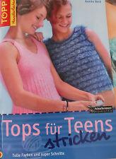 Freche Tops für Teens stricken,Pep für den Sommer,  Annika Beck #1075