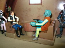 Star Wars Award Winning Custom Cast Cantina Seats Diorama Parts Free Shipping